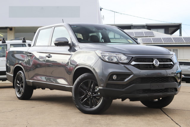 2021 SsangYong Musso Ultimate XLV