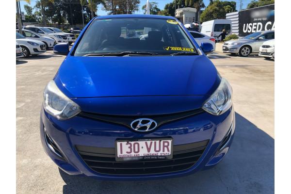 2015 Hyundai I20 PB  Active Hatchback Image 2
