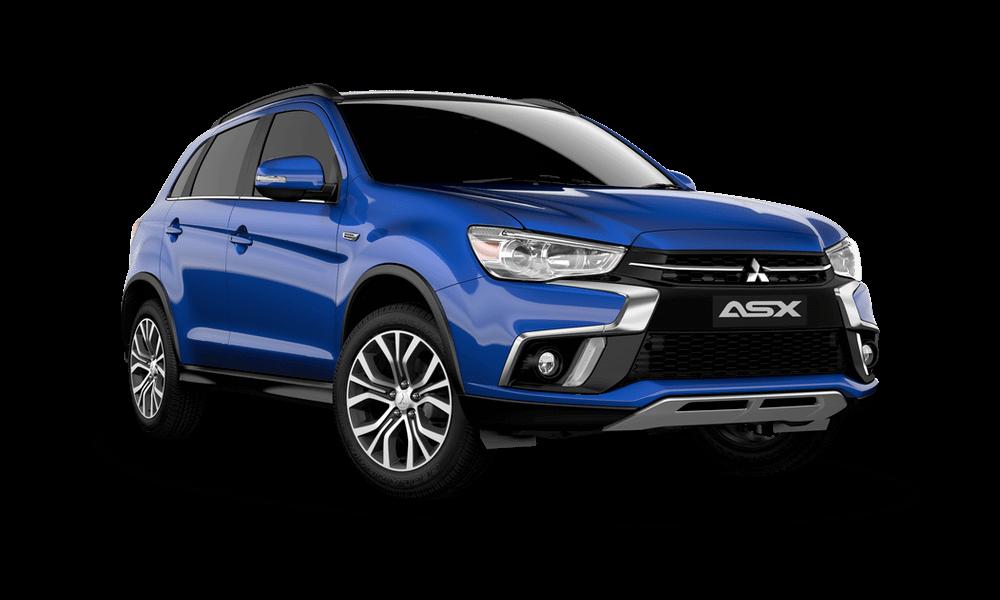 19MY ASX EXCEED 2WD PETROL CVT AUTO