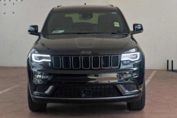 2019 Jeep Grand Cherokee WK S-Overland Suv Image 3