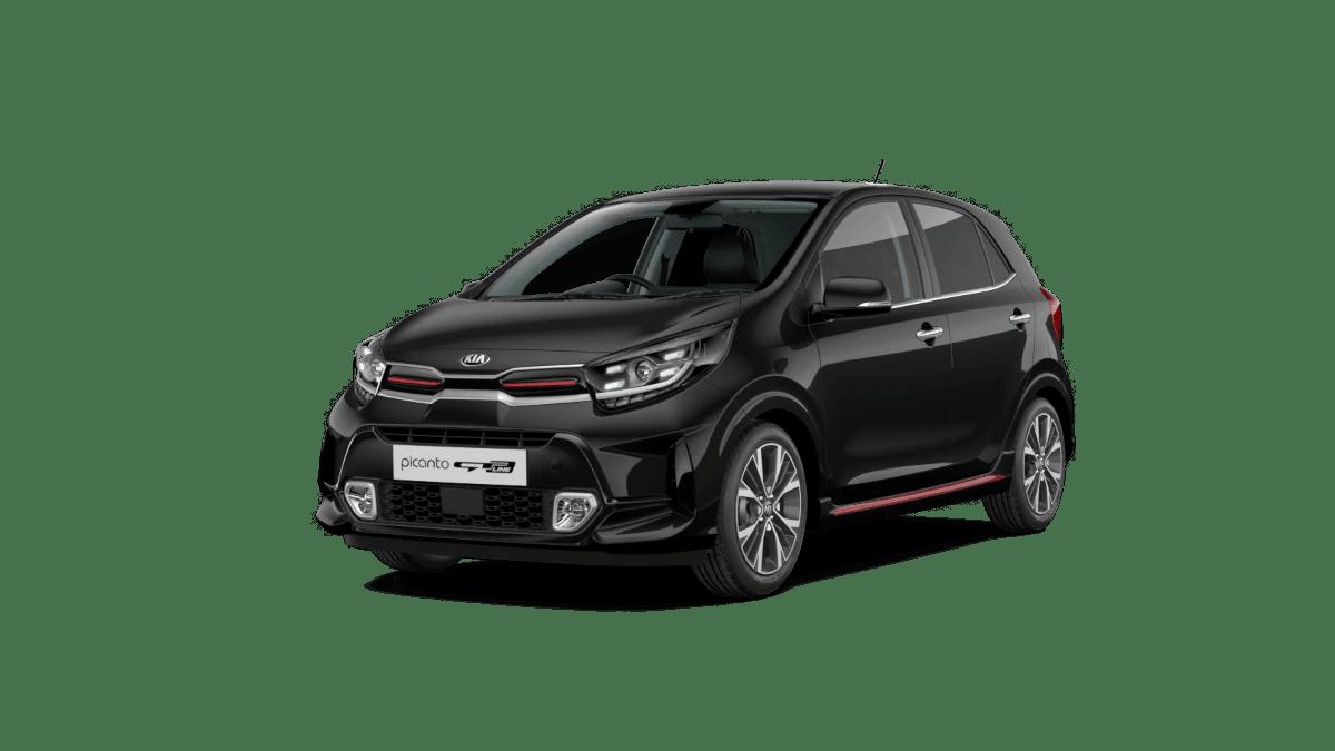 2021 Kia Picanto JA GT-Line Hatchback