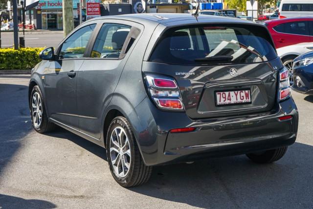 2018 Holden Barina TM MY18 LS Hatchback Image 2
