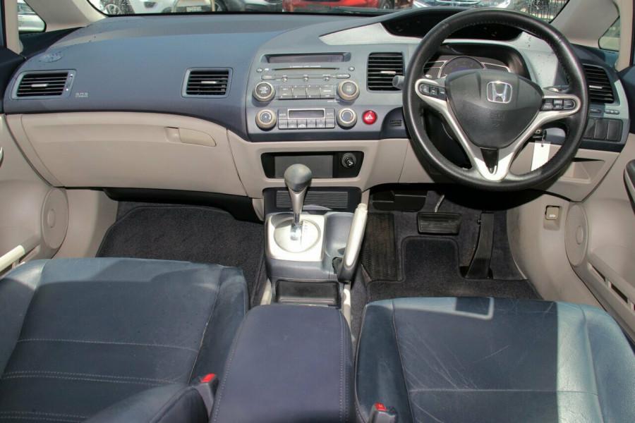 2006 Honda Civic 8th Gen Sport Sedan