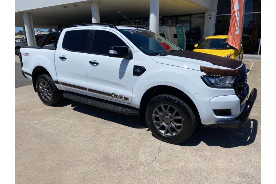 2017 Ford Ranger PX MkII 4x4 FX4 Special Edition Crew cab
