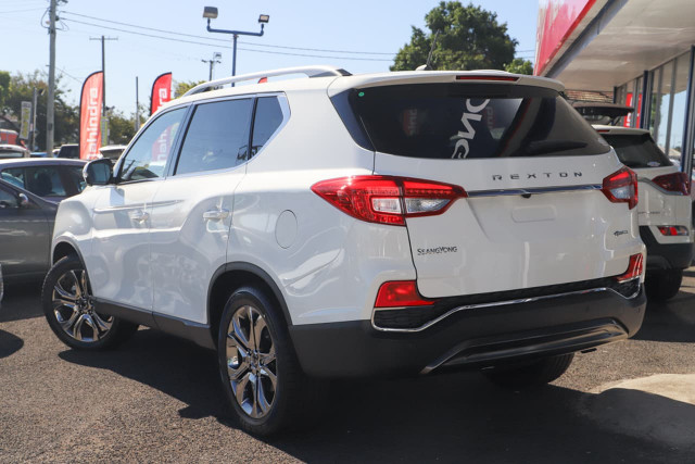 2021 SsangYong Rexton Ultimate