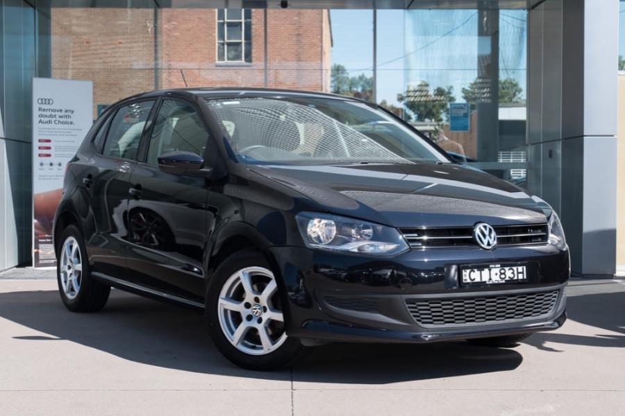 2014 Volkswagen Polo Comfrtline