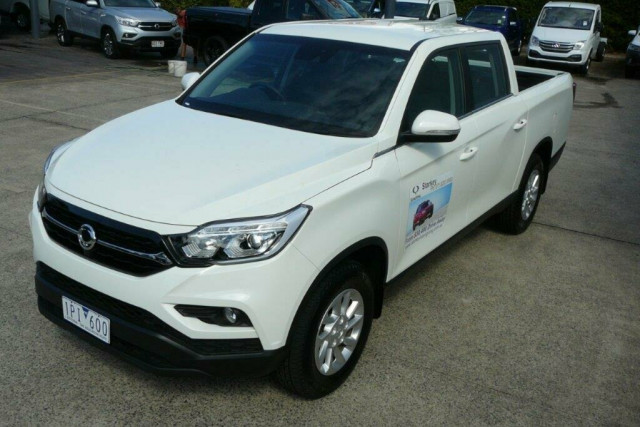 2019 SsangYong Musso XLV Ultimate Plus 4 of 20