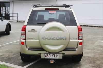 2009 Suzuki Grand Vitara JB MY09 Suv Image 3