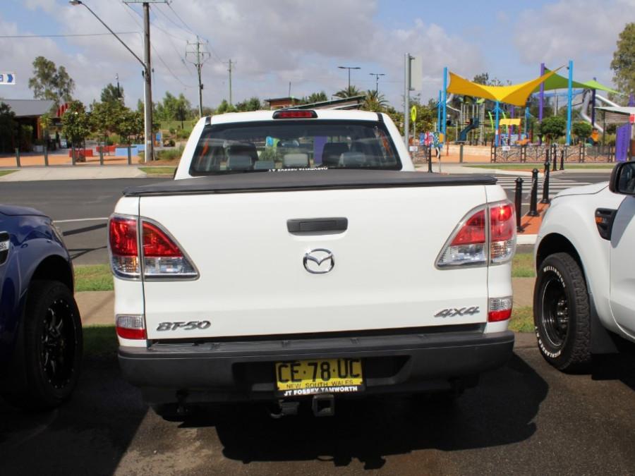2015 Mazda BT-50 UR0YF1 XT Utility - dual cab