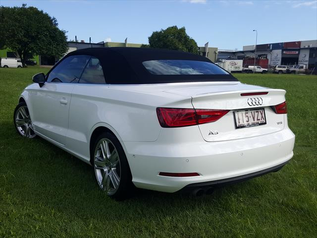 2015 MY16 Audi A3 Attraction Cabriolet