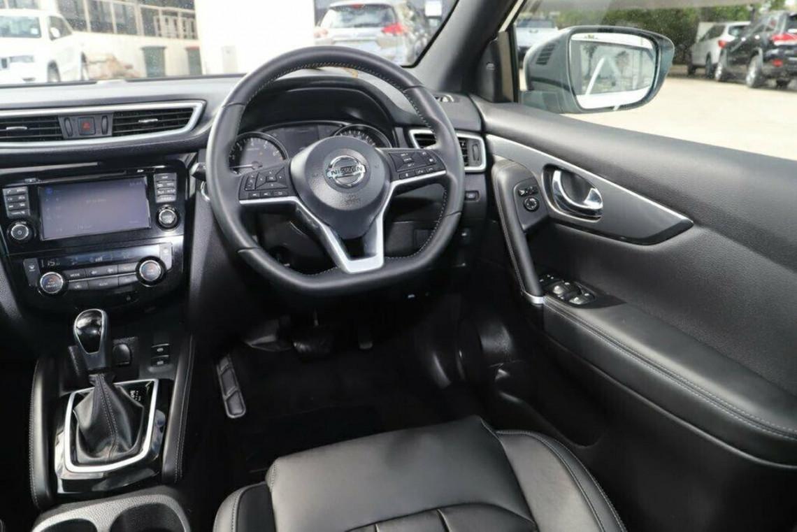 2019 Nissan QASHQAI J11 Series 2 Ti Suv Image 14