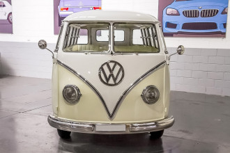 1959 Volkswagen Kombi Transporter (No Series) Bus Image 4