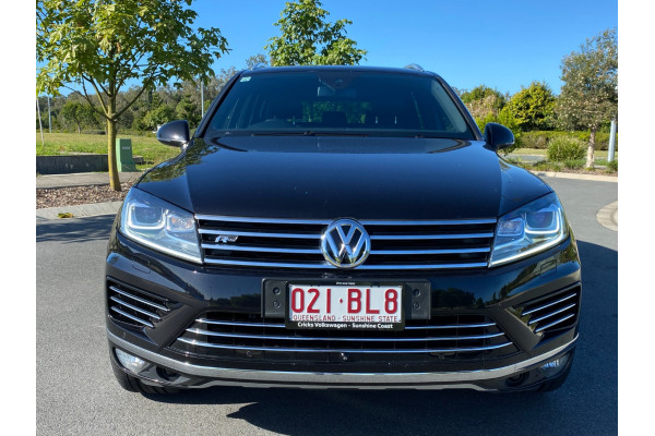 2016 Volkswagen Touareg 7P  V8 TDI R-Line Suv Image 2
