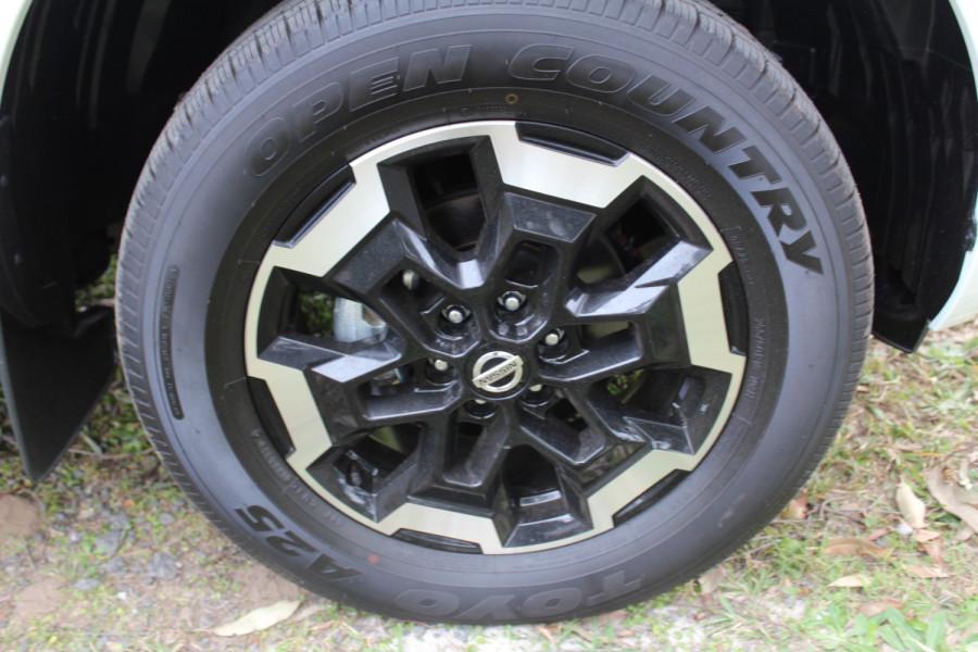 2021 Nissan Navara D23 Dual Cab ST-X Pick Up 4x4 Utility Image 9