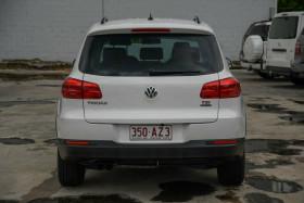 2013 MY14 Volkswagen Tiguan 5N MY14 118TSI DSG 2WD Suv