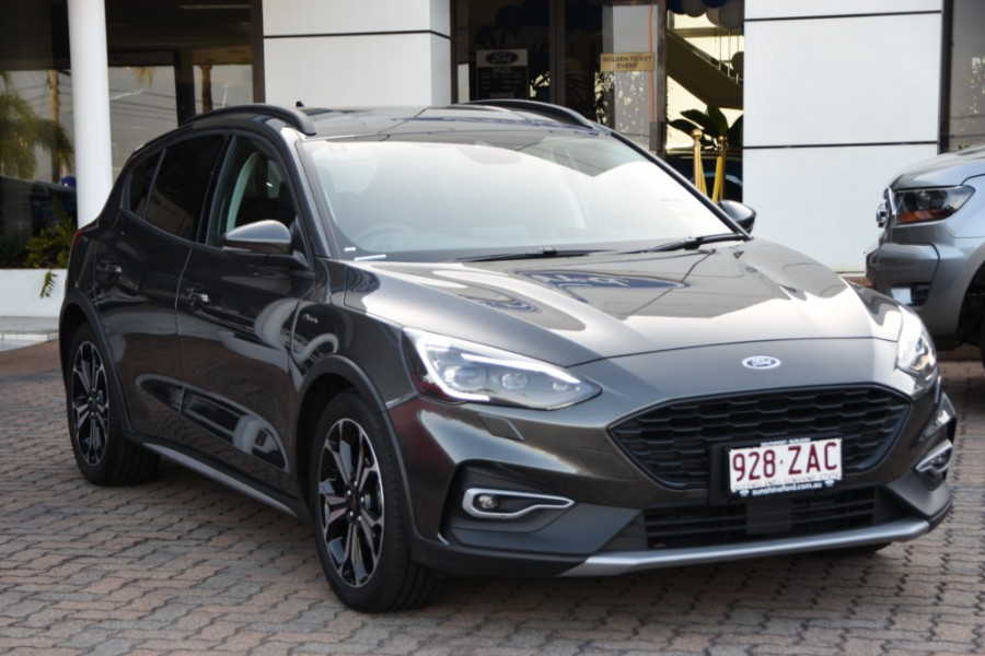 2019 MY19.25 Ford Focus SA Active Hatch