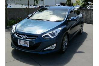 2013 Hyundai i40 VF2 Premium Sedan Image 3