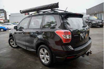 2013 Subaru Forester S4 MY13 2.0D Suv Image 4