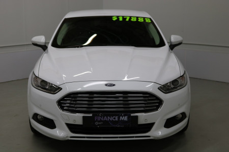 2015 Ford Mondeo MD AMBIENTE Hatchback