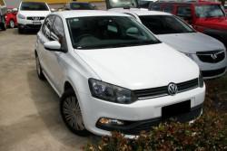 Volkswagen Polo 66 TSI Trendline 6R MY16