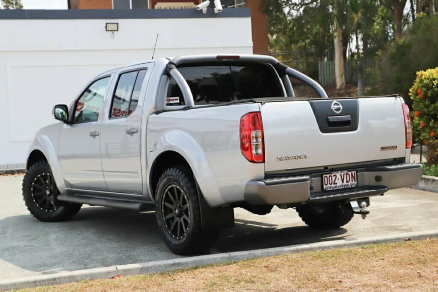 2014 Nissan Navara D40 S7 Titanium Utility
