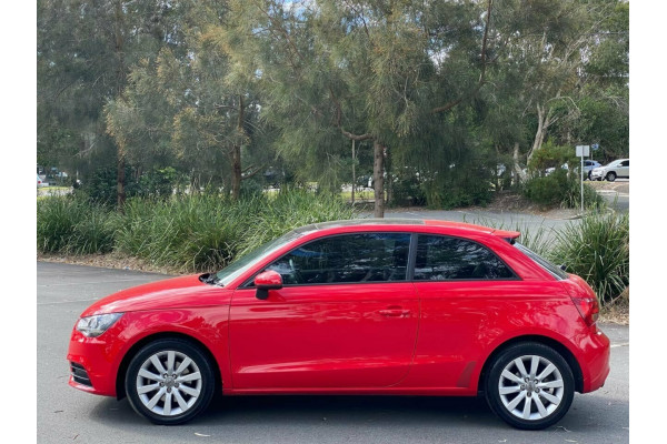 2011 Audi A1 8X 1.4 TFSI Attraction Hatchback Image 4
