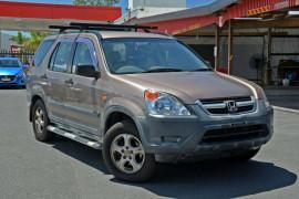 Honda CR-V 4WD RD MY2003