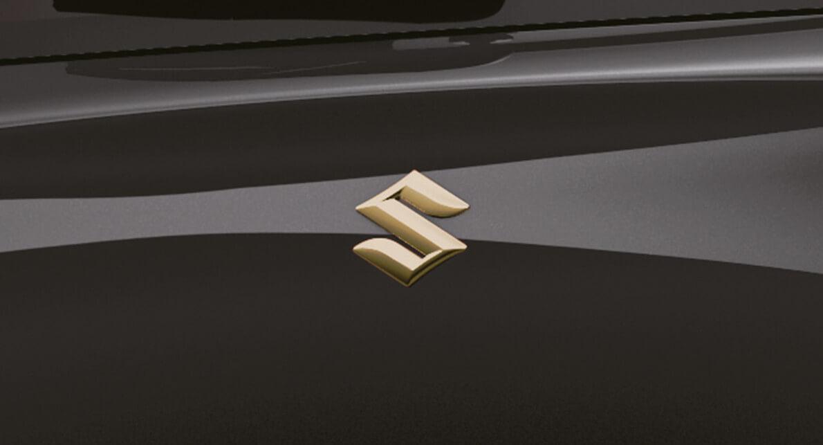 Gold Emblem - Rear