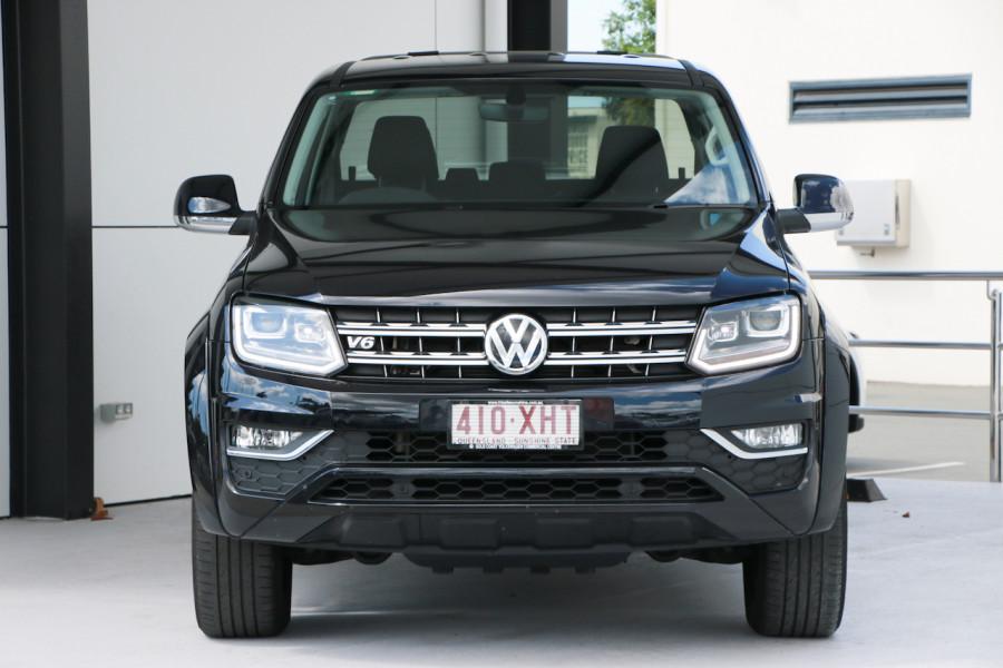 2017 Volkswagen Amarok 2H MY17 TDI550 Ute