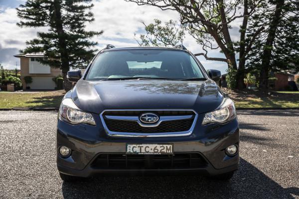 2014 Subaru Xv G4X  2.0i-L Suv Image 3