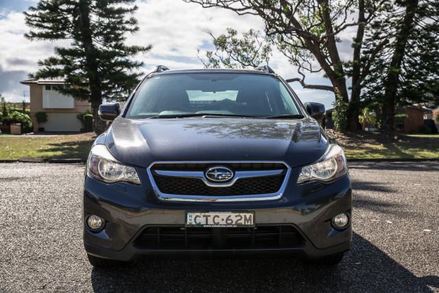 2014 Subaru Xv 2.0i-L