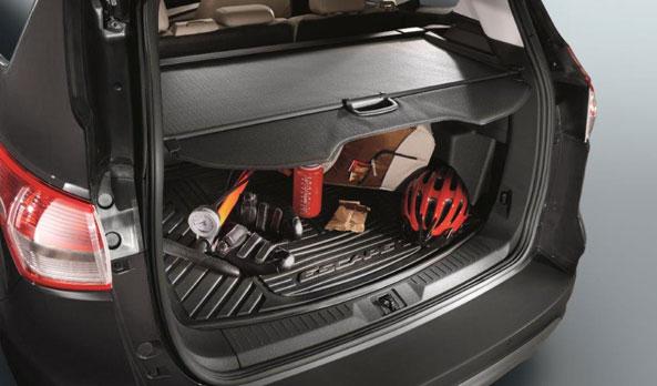Luggage Compartment Mat - Anti-Slip