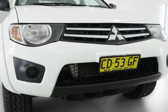 2015 Mitsubishi Triton MN MY15 GLX Utility Image 20