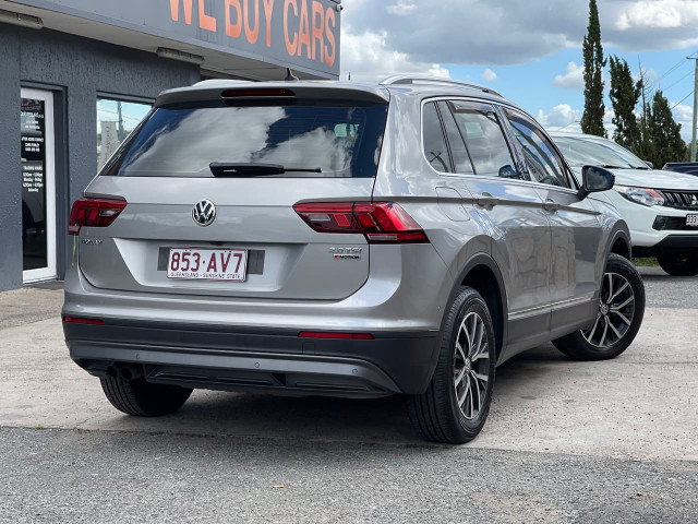 2017 Volkswagen Tiguan 5N MY18 132TSI Comfortline Suv Image 27