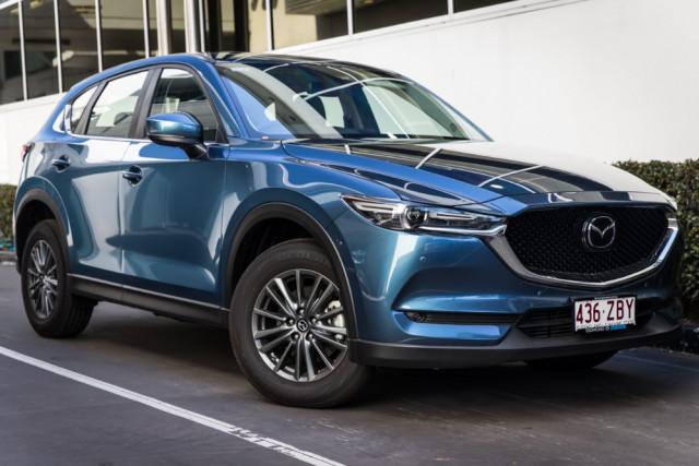 2018 Mazda CX-5 KF Touring Suv