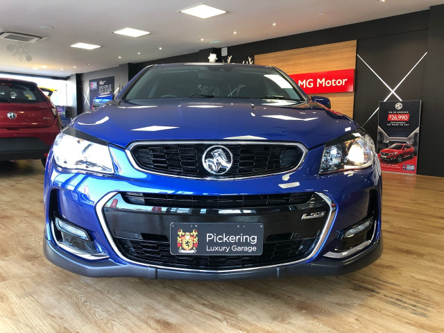 2016 Holden Commodore VF Series II MY16 SS V Sedan