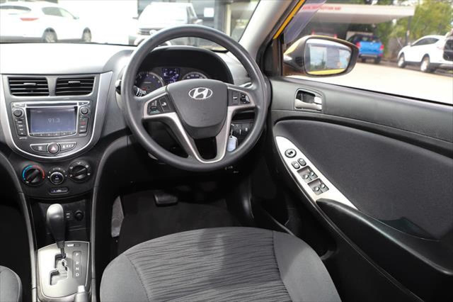 2014 Hyundai Accent RB2 MY15 Active Hatchback Image 12