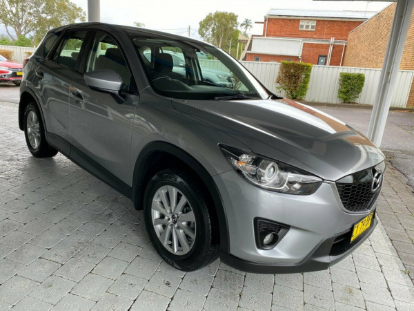 2014 MY13 Mazda Default MY13 Upgrade Maxx - Sport Wagon Image 5