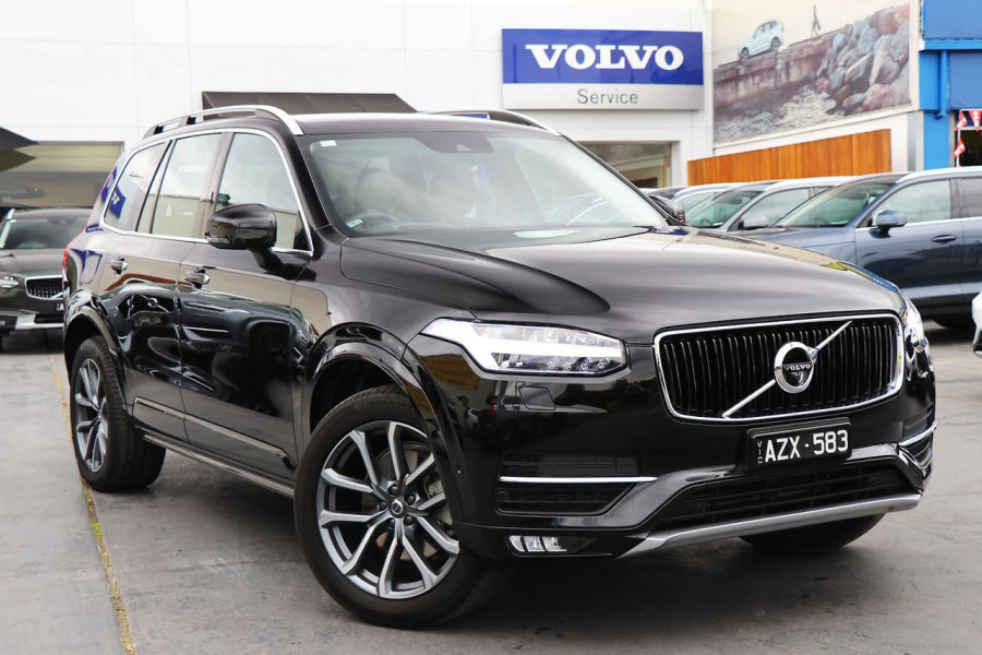 2019 Volvo XC90 L Series D5 Momentum Suv Mobile Image 1