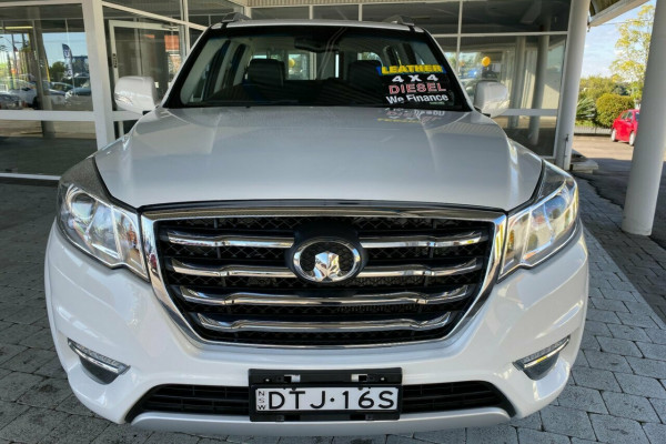 2016 Great Wall Steed Dual cab utility
