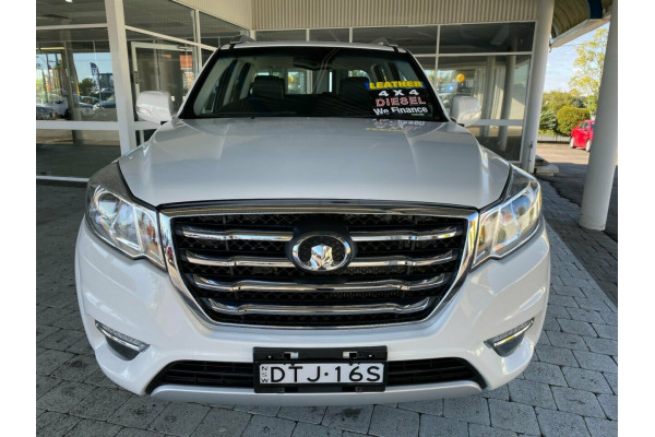 2016 Great Wall Steed Dual cab utility Image 3