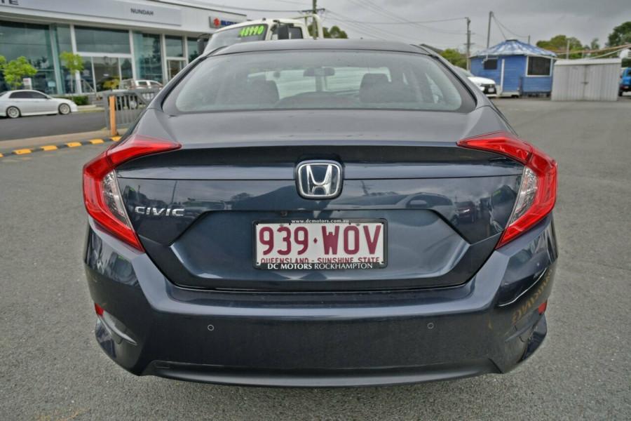 2016 Honda Civic 10th Gen VTi-S Sedan