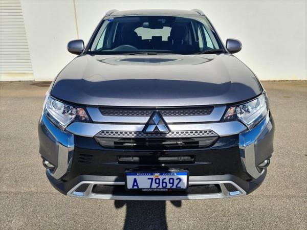 2019 MY20 Mitsubishi Outlander ZL LS Suv