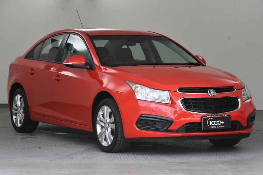 2015 Holden Cruze Vehicle Description. JH  II MY15 Equipe SED 4dr SA 6sp 1.8i Equipe Sedan