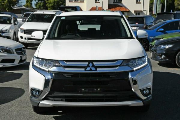 2017 MY18.5 Mitsubishi Outlander ZL MY18.5 LS 2WD Suv Image 2