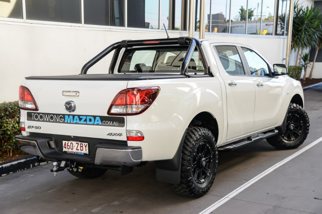 2019 Mazda BT-50 UR 4x4 3.2L Dual Cab Pickup XTR Dual cab Image 2