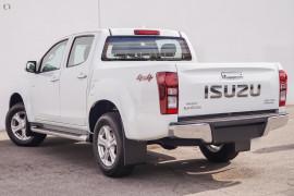 2018 Isuzu UTE D-MAX 4x4 LS-U Crew Cab Ute Utility