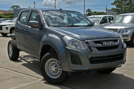 2019 Isuzu UTE D-MAX SX Crew Cab Chassis High-Ride 4x2 Cab chassis Mobile Image 1