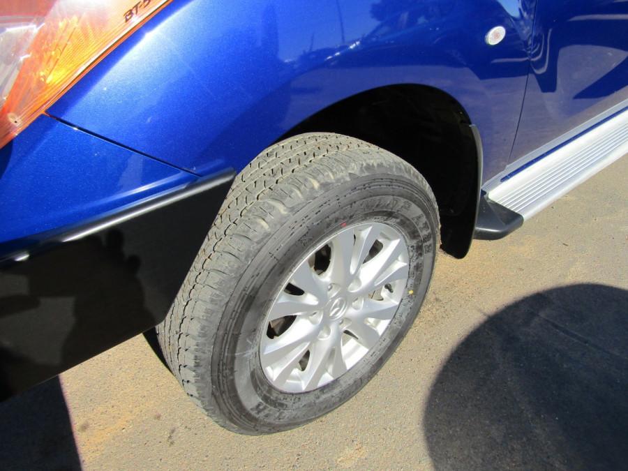 2012 Mazda BT-50 UP0YF1 GT Utility Image 4