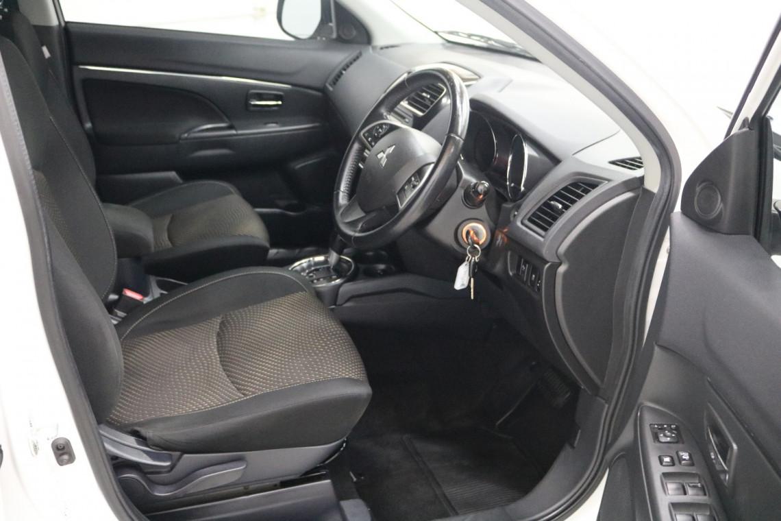 2015 Mitsubishi ASX XB MY15 LS Suv